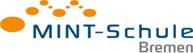 Logo der MINT-Schule Bremen