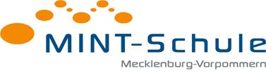 Logo der MINT-Schule Mecklenburg-Vorpommern