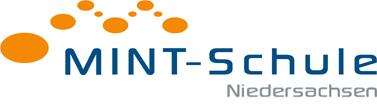 Logo der MINT-Schule Niedersachsen