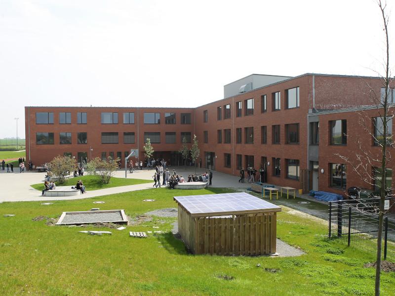 Bild einer Schule