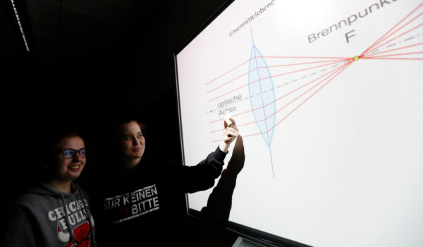 Bild aus dem Unterricht