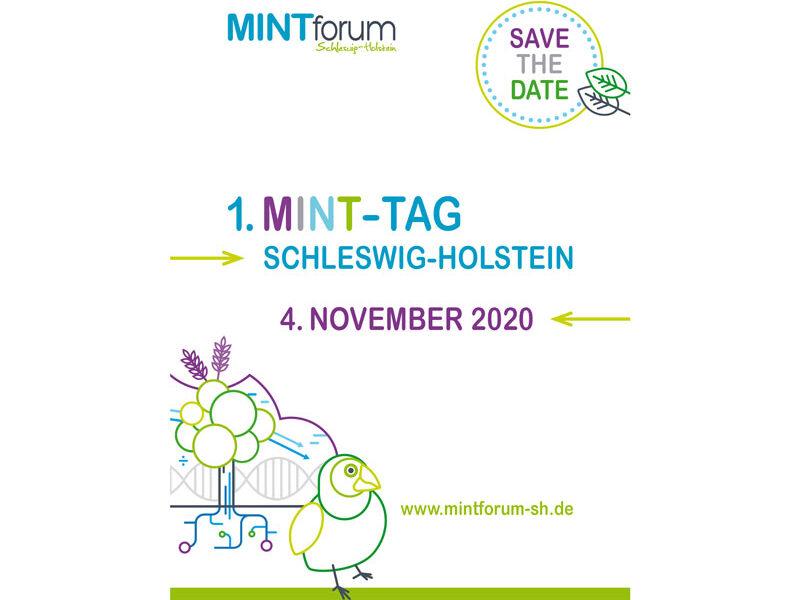 1. MINT-Tag Schlesiwg-Holstein: 4.11.2020