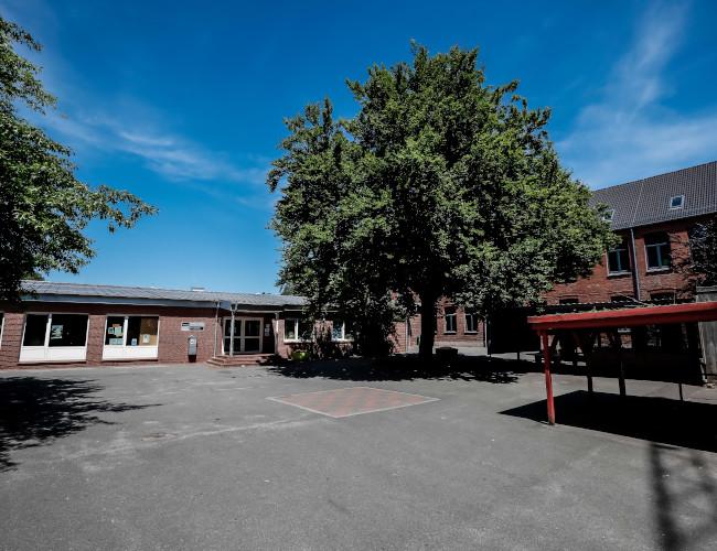 Foto einer Schule